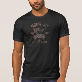 Men's MOTOR CITY CUSTOM CYCLES T-Shirt
