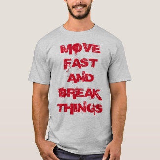 MEN'S MOVE FAST T-Shirt