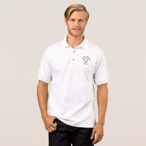 Mens Multi color Polo - Fibromyalgia Warriors