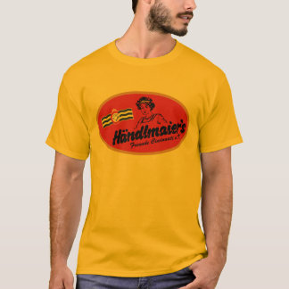 Men's Mustard Club T-Shirt