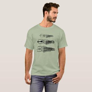 Men's Nyckleharpa T-shirt wordless version