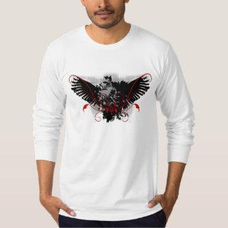 Mens Open Up Long Sleeve T-Shirt