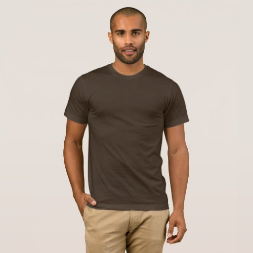 Mens or Unisex Dark Colored American Apparel T_Shirt