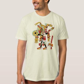 Men's Organic T-Shirt With Inca Shaman