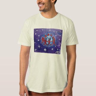 Men's Organic Tee-One Love T Shirt