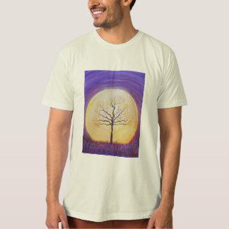 Men's Organic Tee-Present Moment T-Shirt