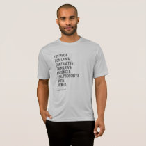 Men's Own The Bar Tshirt
