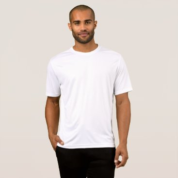 Beach Themed Men's Performance T-Shirt