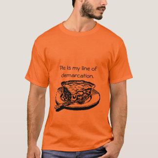 Men's Pie Shirt