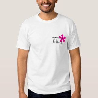 Mens Pink Ringer T Shirt
