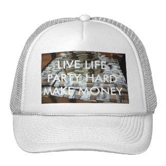 Mens Platenhim Trucker Hat