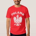 Men's Polish Pride Eagle Symbol T Shirts