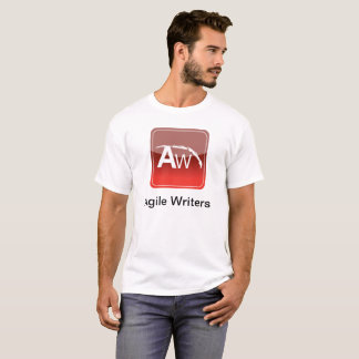 Men's Premium Agile Writer Tee