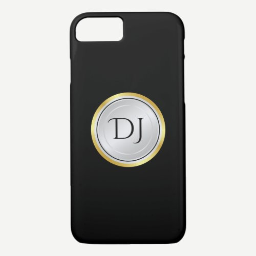 Men's Professional Look with Monogram iPhone 8/7 Case