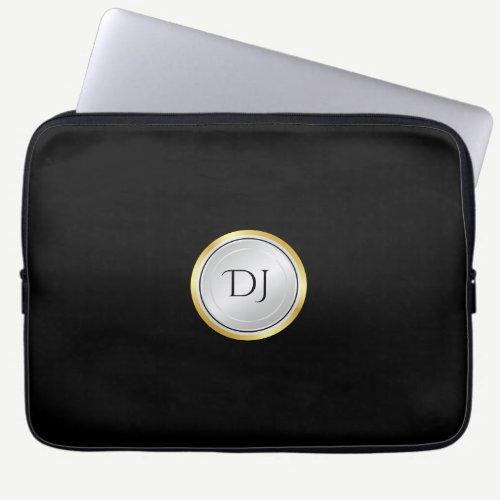 Men's Professional Look with Monogram Laptop Sleeve