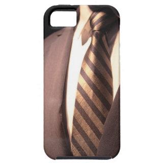 Men's professional suite & tie iPhone SE/5/5s case