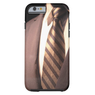 Men's professional suite & tie tough iPhone 6 case