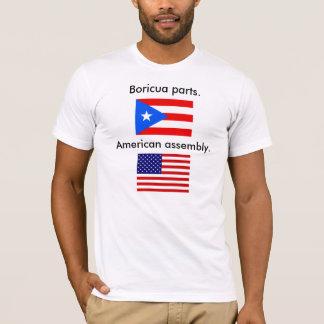 Mens Puerto Rican Pride T-Shirt