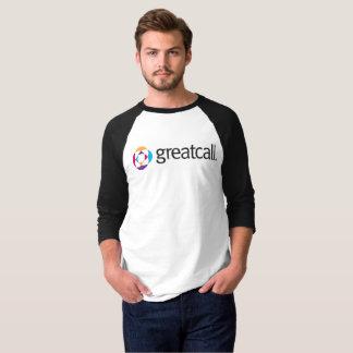 Men's Raglan 3/4 sleeve T-Shirt