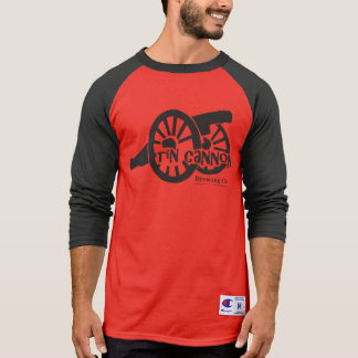 Men's Raglan Baseball Style T-shirt