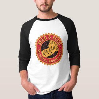 Men's Raglan Jersey T Shirt