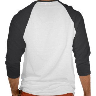 Men's Raglan-sleeve T-shirt_Orange T Shirt