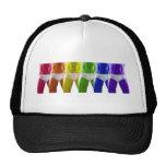 Men's Rainbow Underwear Mesh Hat