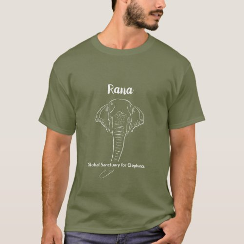 Mens Rana Rescue T_shirt