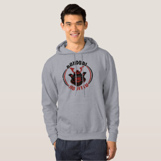 Men's Randori Jiu Jitsu Hooded Sweatshirt