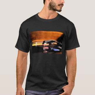 Mens' Record Player tee