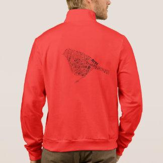 Men's Red ACTT Training Jacket