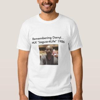 Men's Reunion Tee  Remebering Darryl Liberty 1986
