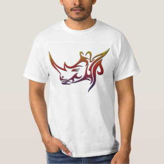 Mens Rhino conservation design shirt