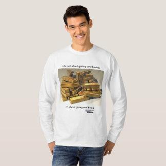Men's Riches Long Sleeve T-Shirt