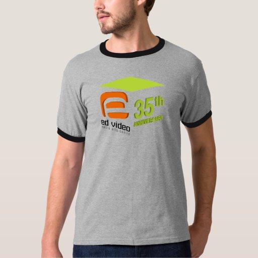 Men's Ringer - 35th Special Edition T Shirt