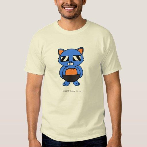 Mens - Robo Neko - T-shirt