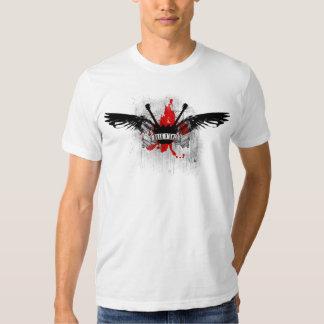 Mens Rock N'Roll Tee Shirt