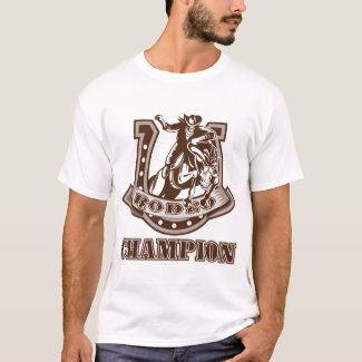 Men's Rodeo Champion T-Shirt