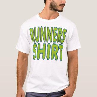 Mens, Runner T Shirt. T-Shirt