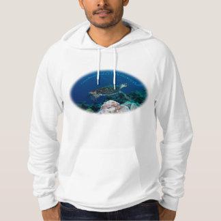 Men's Sea Turtle Hoodie