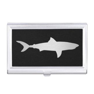 Men's Shark Business Card Case