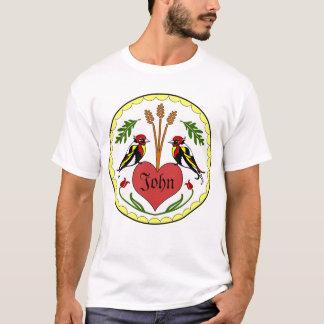 Men's Shirt - Long, Happy Relationship Hex