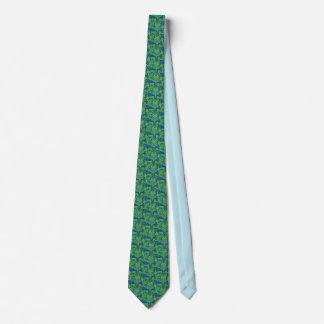 Men's Silk Tie, Navy, Blue, Emerald Neck Tie