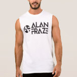 Men's Sleeveless T - Black AF Sleeveless Shirt