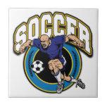 Men's Soccer Logo Tiles