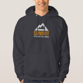 Men's Summit Fitness Training Hoodie