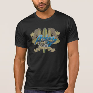 Mens Surf Style Dark T T-Shirt