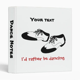 Mens Swing Dance Shoes Id Rather Be Dancing Spats Binder