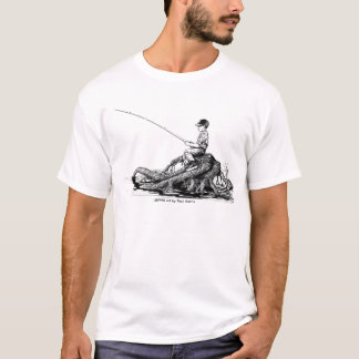 Men's T / Boy Fishing T-Shirt