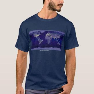 Men's T / Photo by NASA / earthlights T-Shirt